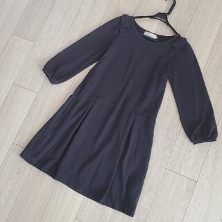 クチュールブローチ(Couture Brooch)のクチュールブローチ 黒 ワンピース(ひざ丈ワンピース)