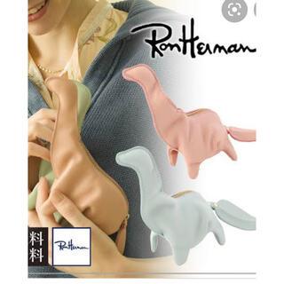 ロンハーマン(Ron Herman)の【新品】RonHerman TATAKI.M ダイナソーポーチ(ポーチ)