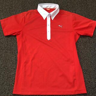 PUMA - PUMA プーマ ポロシャツ ゴルフウェア