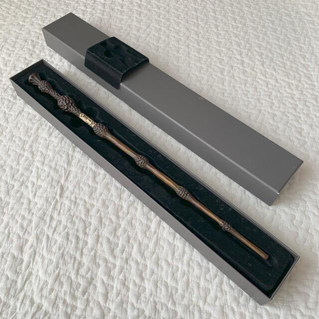 USJ(ユニバーサルスタジオジャパン)のハリーポッター ダンブルドア ニワトコの杖 エンタメ/ホビーのコスプレ(小道具)の商品写真