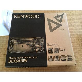 ケンウッド(KENWOOD) カーオーディオ DDX6015W