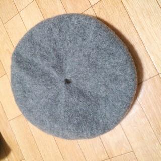 アースミュージックアンドエコロジー(earth music & ecology)のearth ベレー帽 あやか様keep中(ハンチング/ベレー帽)