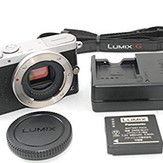 パナソニック(Panasonic)のPanasonic デジタル一眼カメラ ルミックス GM1 ブラック DMC-G(デジタル一眼)