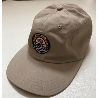 サンダイメジェイソウルブラザーズ(三代目 J Soul Brothers)のNAOTO×GUコラボ スタジオセブン キャップ 帽子(キャップ)