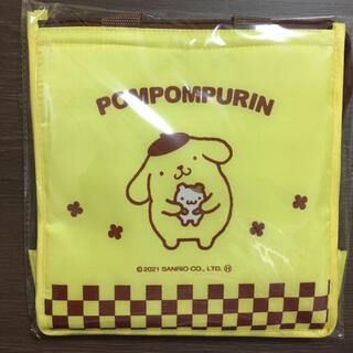 ポムポムプリン(ポムポムプリン)のポムポムプリン 保冷バッグ(エコバッグ)