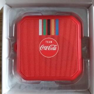 コカコーラ(コカ・コーラ)のコカ・コーラ 防水スピーカー 非売品(スピーカー)