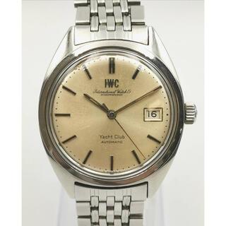 インターナショナルウォッチカンパニー(IWC)のIWC  ヨットクラブ 時計(腕時計(アナログ))