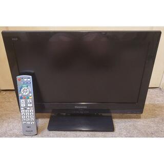 パナソニック(Panasonic)のパナソニックVIERA19インチLEDテレビL19C3-K美品(テレビ)