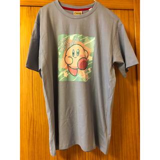シマムラ(しまむら)の星のカービィ Tシャツ メンズ  Lサイズ しまむら(Tシャツ/カットソー(半袖/袖なし))