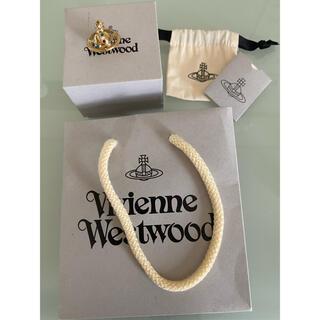 ヴィヴィアンウエストウッド(Vivienne Westwood)のヴィヴィアンウエストウッド ソリッドオーブリング ゴールド xs(リング(指輪))