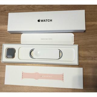 Apple Watch - Apple Watch SE 40mm ゴールド