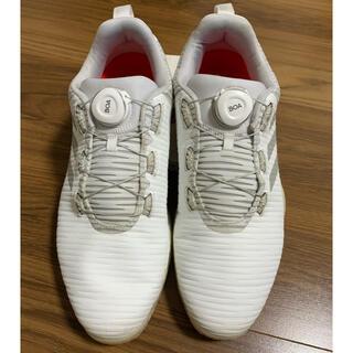 adidas - adidas ゴルフシューズ コードカオス ボア ロウ 27cm