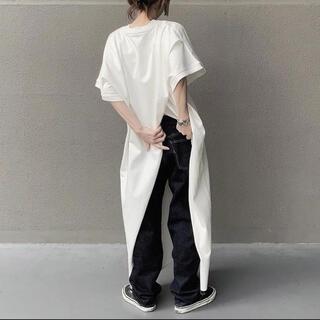 シールームリン(SeaRoomlynn)のロングTシャツ(Tシャツ/カットソー(半袖/袖なし))