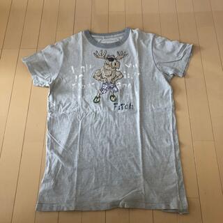 アバクロンビーアンドフィッチ(Abercrombie&Fitch)のAbercrombie & Fitch   Tシャツ グレー ヴィンテージ(Tシャツ/カットソー(半袖/袖なし))