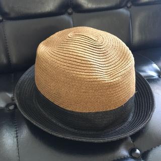 ユニクロ(UNIQLO)のユニクロの麦わら帽子(麦わら帽子/ストローハット)