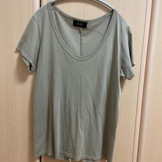 シップスフォーウィメン(SHIPS for women)のSLIC SLIC:USA Tシャツ(Tシャツ(半袖/袖なし))