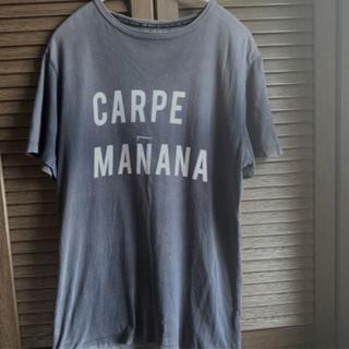 ロンハーマン(Ron Herman)のLONE WOLFS   🇺🇸USA製プリントクルーネックTシャツ(Tシャツ/カットソー(半袖/袖なし))