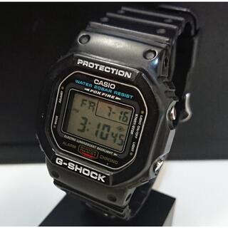 ジーショック(G-SHOCK)のCASIO G-SHOCK DW-5600E ST ブラック スクエア(腕時計(デジタル))