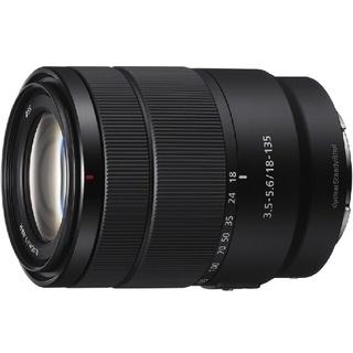 SONY - 新品 SONY E 18-135mm F3.5-5.6 SEL18135