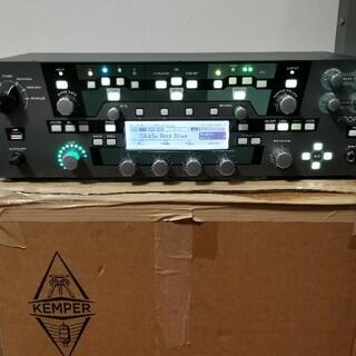 KEMPER ケンパー パワーアンプ無 ギター ベース エフェクター(ギターアンプ)