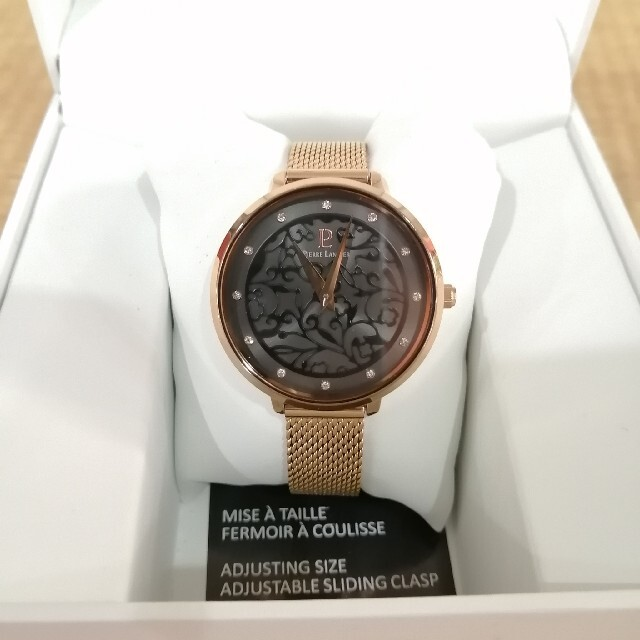 Pierre Lannier(ピエールラニエ)のPierre Lannier 腕時計 レディースのファッション小物(腕時計)の商品写真
