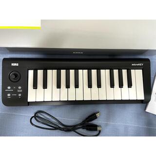 コルグ(KORG)のMIDIキーボード・ミニ25鍵盤 KORG(MIDIコントローラー)