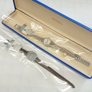 アルバ(ALBA)のALBA 腕時計 セイコー アルバ タグ付き デッドストック品 ビンテージ(腕時計)