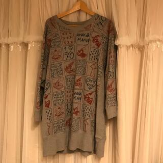 ヴィヴィアンウエストウッド(Vivienne Westwood)のヴィヴィアン ウエストウッド ワンピ(ひざ丈ワンピース)
