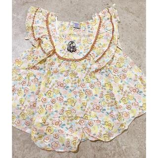 アナスイミニ(ANNA SUI mini)のANNA SUI mini 120 美品(Tシャツ/カットソー)