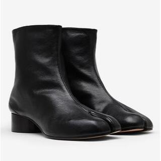 Maison Martin Margiela - メゾンマルジェラ レディース 足袋ブーツ 37.5 ヒール 3cm