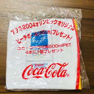 コカ・コーラ - ★希少・非売品★アテネオリンピック 2004 コカコーラ ビーチボール 45cm