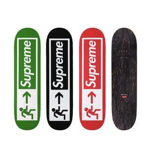 シュプリーム(Supreme)のSupreme Exit Skateboard スケートボード(スケートボード)