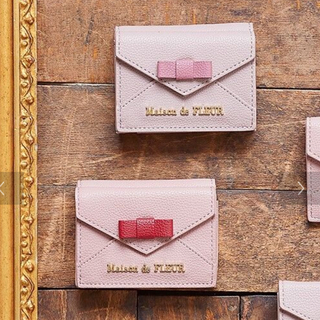Maison de FLEUR - メゾンドフルール♡新品ミニウォレット