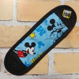 ディズニー(Disney)のミッキー(124)水筒肩紐カバー(外出用品)