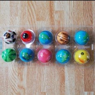 地球グミ食べ比べ彩り10個(菓子/デザート)
