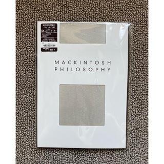 マッキントッシュフィロソフィー(MACKINTOSH PHILOSOPHY)のMACKINTOSHマッキントッシュフィロソフィー ストッキング(タイツ/ストッキング)