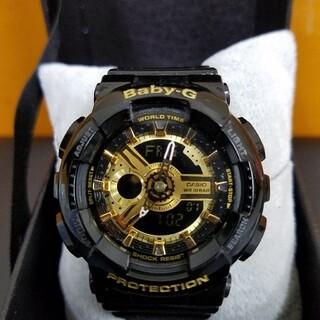 ベビージー(Baby-G)のBaby-G BA110 電池交換済み(腕時計(デジタル))