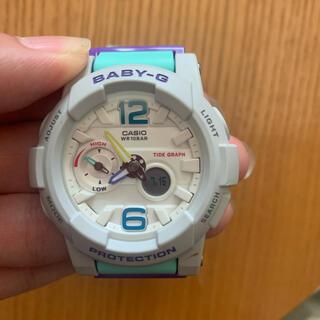 ベビージー(Baby-G)のベビージー(腕時計)
