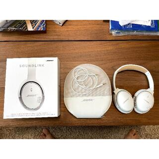 BOSE - BOSE SoundLink Around-Ear Wireless II