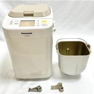 パナソニック(Panasonic)の☆美品 パナソニック Panasonic ホームベーカリー SD-BM105-C(調理機器)