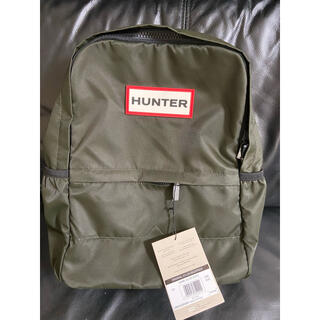 HUNTER - HUNTER ハンター オリジナル ナイロン バックパック