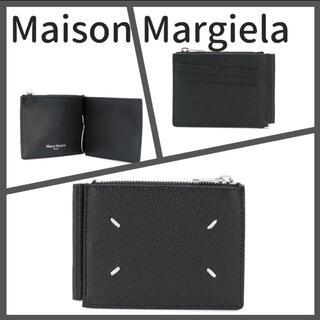 マルタンマルジェラ(Maison Martin Margiela)の新品 メゾンマルジェラ 財布 マネークリップ付き折り財布(マネークリップ)