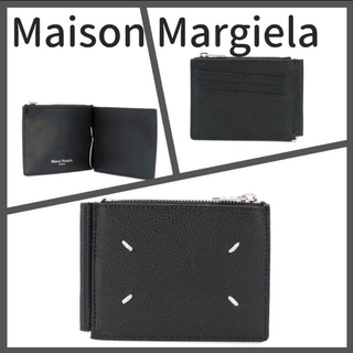 Maison Martin Margiela - 新品 メゾンマルジェラ 財布 マネークリップ付き折り財布