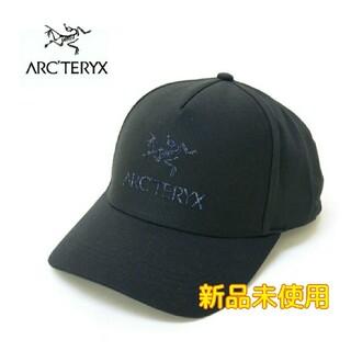 ARC'TERYX - Arc'teryx アークテリクス ロゴ キャップ ブラック