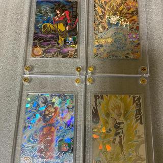 ドラゴンボール(ドラゴンボール)のヒーローズオリパ!当たりは画像の4枚。全  40パック   残り32パック(Box/デッキ/パック)