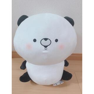 匿名配送 こころにパンダ BIGぬいぐるみ(ぬいぐるみ)