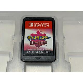 ニンテンドースイッチ(Nintendo Switch)のポケットモンスター シールド(家庭用ゲームソフト)