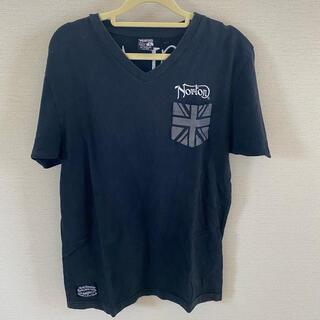 ノートン(Norton)のNorton メンズ 半袖Tシャツ Lサイズ(Tシャツ/カットソー(半袖/袖なし))