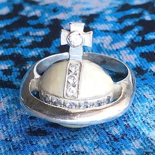 ヴィヴィアンウエストウッド(Vivienne Westwood)のニューソリッドオーブリング (リング(指輪))