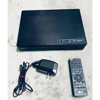 エルジーエレクトロニクス(LG Electronics)のコンパクトブルーレイ/DVDプレーヤー LG(ブルーレイプレイヤー)